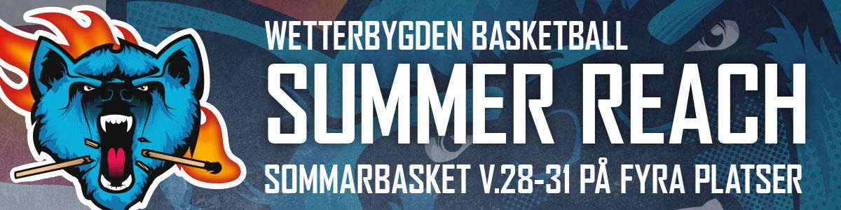 Summer Reach 2021 banner